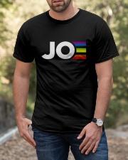Joe Biden JOE Joe Pride Gay Rainbow Classic T-Shirt apparel-classic-tshirt-lifestyle-front-53