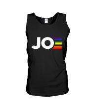 Joe Biden JOE Joe Pride Gay Rainbow Unisex Tank thumbnail