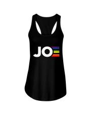 Joe Biden JOE Joe Pride Gay Rainbow Ladies Flowy Tank thumbnail