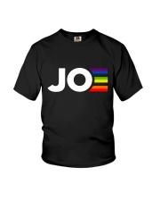 Joe Biden JOE Joe Pride Gay Rainbow Youth T-Shirt thumbnail