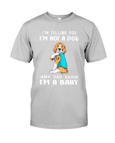 My Dad Said I'm Baby