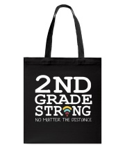 2nd Grade Strong No Matter The Distance Wifi  Tote Bag thumbnail