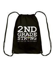 2nd Grade Strong No Matter The Distance Wifi  Drawstring Bag thumbnail