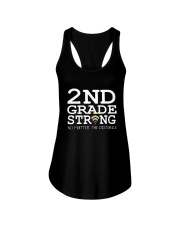 2nd Grade Strong No Matter The Distance Wifi  Ladies Flowy Tank thumbnail