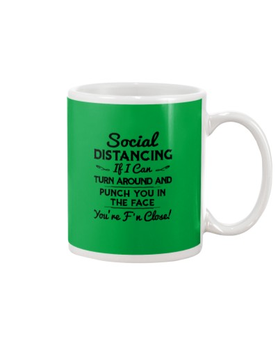Social distancing If iI can turn around