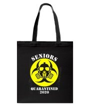 Senior Quarantined 2020 Tote Bag thumbnail