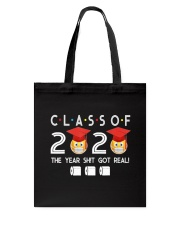 Class Of 2020 Tote Bag thumbnail