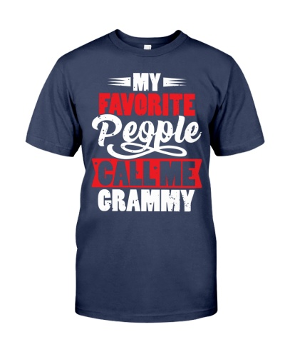 My Favorite People Call Me Grammy