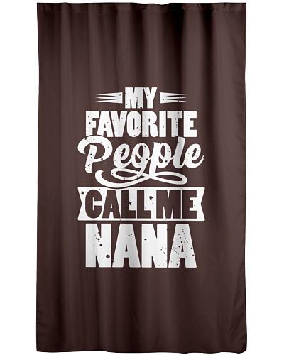 My Favorite People Call Me Nana