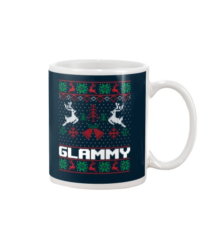 Glammy Ugly Christmas Sweater