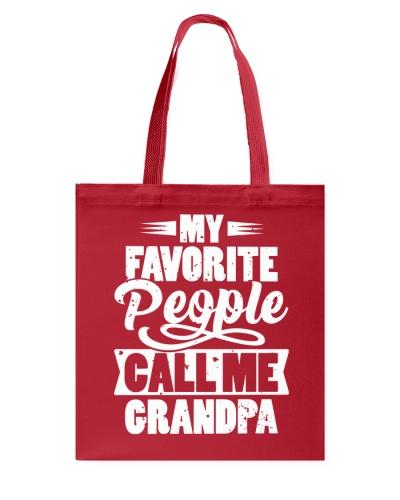 My Favorite People Call Me Grandpa