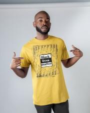 Black lives matter Classic T-Shirt apparel-classic-tshirt-lifestyle-front-32