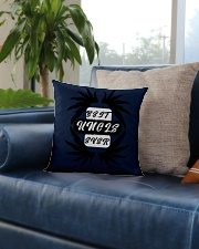 Best Uncle Ever Square Pillowcase aos-pillow-square-front-lifestyle-02