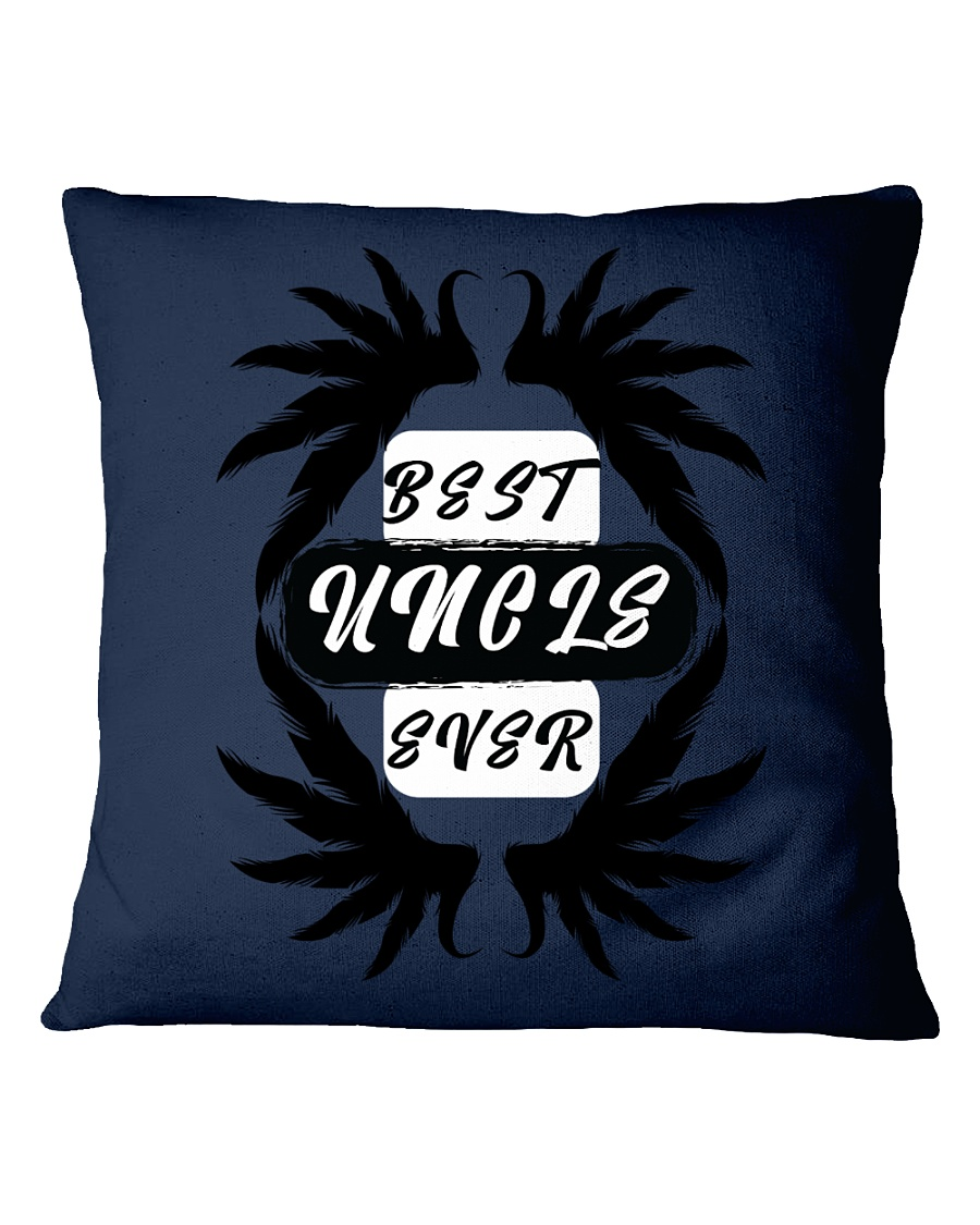 Best Uncle Ever Square Pillowcase