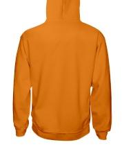 StichFace and Logo Merch Hooded Sweatshirt back