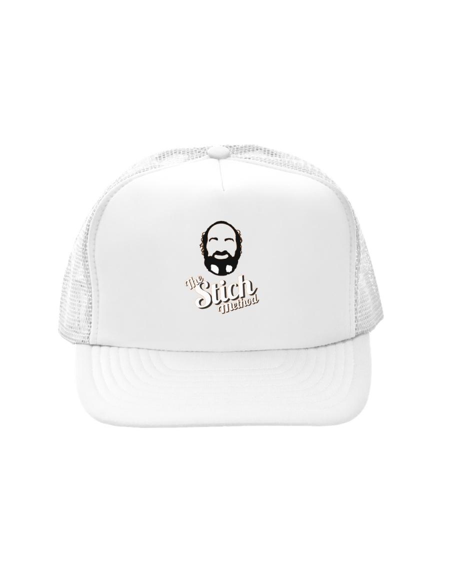 StichFace and Logo Merch Trucker Hat