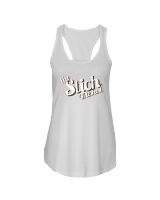 StichMethod Logo Only Merch Ladies Flowy Tank front