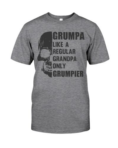 Only grumpier - Grandpa