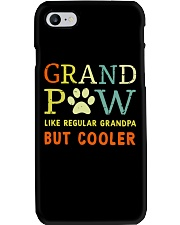 GRAND PAW - COOLER Phone Case tile