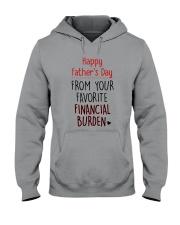 Happy FD - From your favorite financial burden Hooded Sweatshirt tile