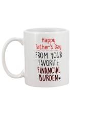 Happy FD - From your favorite financial burden Mug back