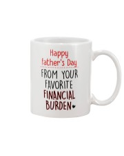 Happy FD - From your favorite financial burden Mug front