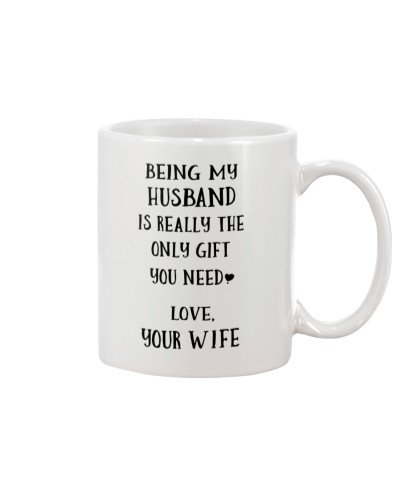 Being my husband