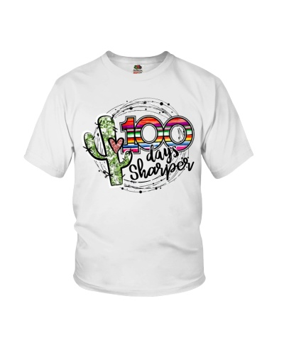 100 DAYS SHARPER KID T-SHIRT