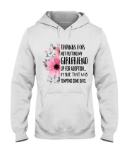 AWESOME GIFT FOR MOTHER OF GIRLFRIEND Hooded Sweatshirt thumbnail