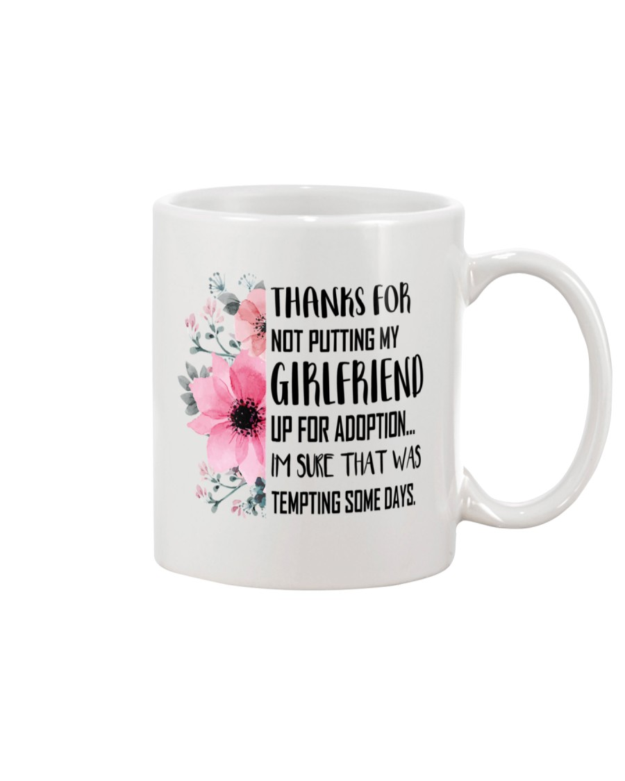 AWESOME GIFT FOR MOTHER OF GIRLFRIEND Mug