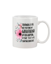 AWESOME GIFT FOR MOTHER OF GIRLFRIEND Mug front