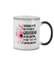 AWESOME GIFT FOR MOTHER OF GIRLFRIEND Color Changing Mug thumbnail