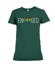 ENGAYGED  Premium Fit Ladies Tee thumbnail
