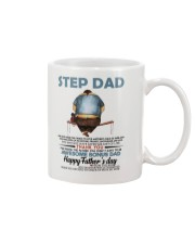 Happy Father's Day - Best gift for stepdad Mug front