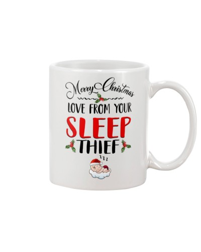 LOVE FROM YOUR SLEEP THIEF