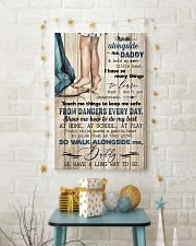 WALK ALONGSIDE ME DADDY 16x24 Poster lifestyle-holiday-poster-3