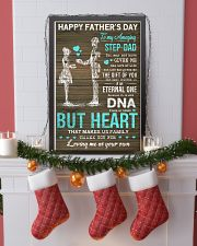 TO MY AMAZING STEP-DAD 16x24 Poster lifestyle-holiday-poster-4
