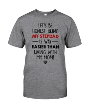 Perfect gift for stepdad - easier Classic T-Shirt thumbnail