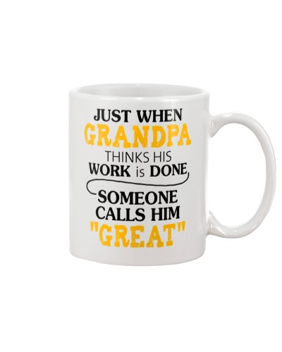 BEST GIFT FOR YOUR GRANDPA - Great