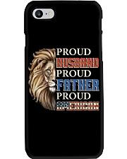 FROUD AMERICAN - LION Phone Case tile