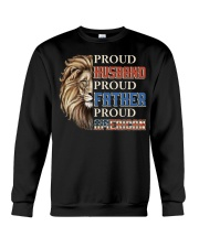 FROUD AMERICAN - LION Crewneck Sweatshirt tile