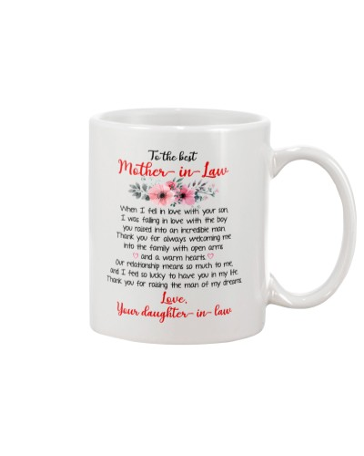 MEANINGFUL GIFT FOR YOUR MOTHER-IN-LAW