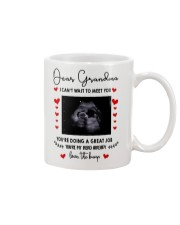 GRANDMA LOVE THE BUMP Mug front