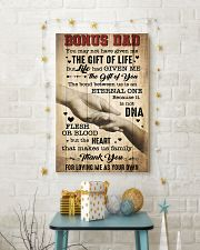 BONUS DAD - THE GIFT OF LIFE 16x24 Poster lifestyle-holiday-poster-3