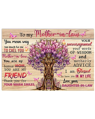 TO MY MOTHER-IN-LAW THANK YOU FOR YOUR SMILES