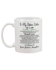 GIFT FOR FUTURE FATHER-IN-LAW - futuda Mug back