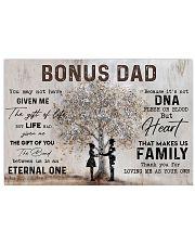 TO BONUS DAD - THE BOND 24x16 Poster front