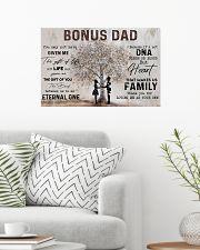 TO BONUS DAD - THE BOND 24x16 Poster poster-landscape-24x16-lifestyle-01