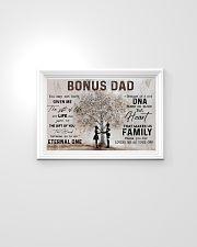 TO BONUS DAD - THE BOND 24x16 Poster poster-landscape-24x16-lifestyle-02