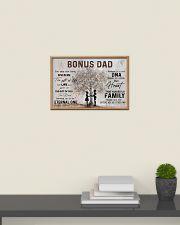 TO BONUS DAD - THE BOND 24x16 Poster poster-landscape-24x16-lifestyle-09
